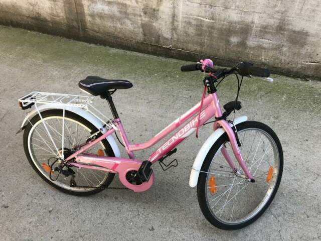 Bicicletta ragazzina come nuova