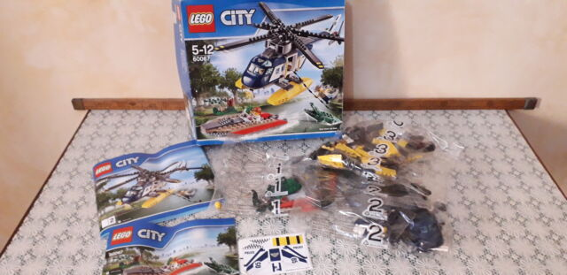 Lego City e Lego Technic