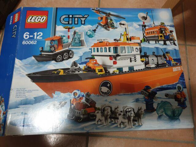 Lego City rompighiaccio set da collezione