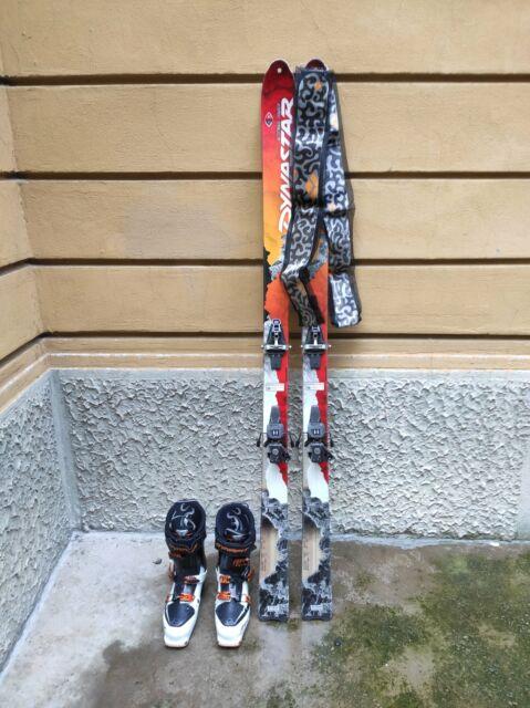 Vendo attrezzatura completa da sci alpinismo