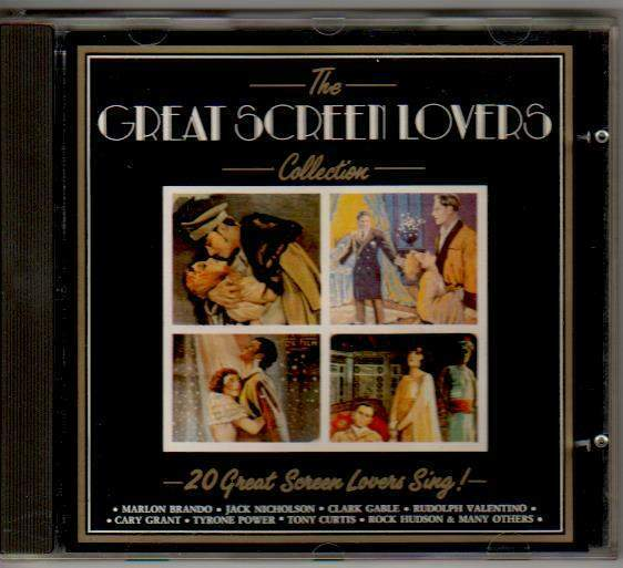 The great screen lovers collection cd 1a Stampa  NUOVO