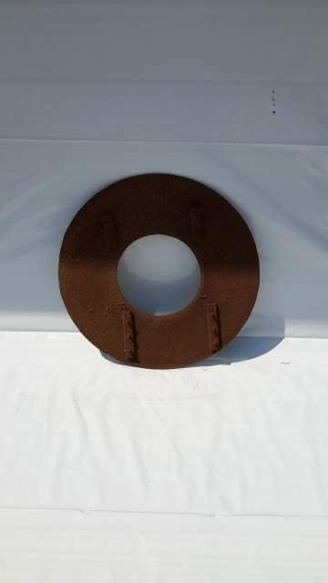 Ghiera-Rondella in ferro massiccia e pesante