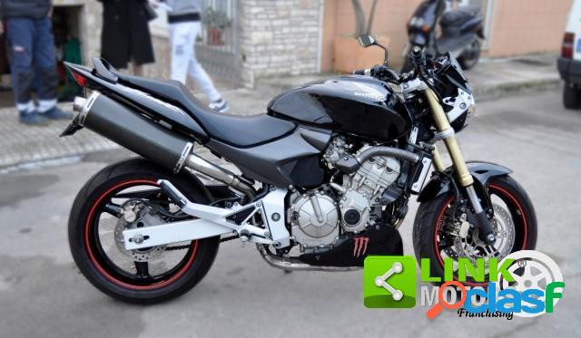 Honda Hornet 600 benzina in vendita a Tricase (Lecce)