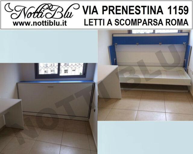 Letti a Scomparsa _ Letto Singolo VE380 Via Via PRENESTINA