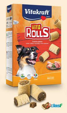 Vitakraft snack per cani vta rolls biscotti gr 400