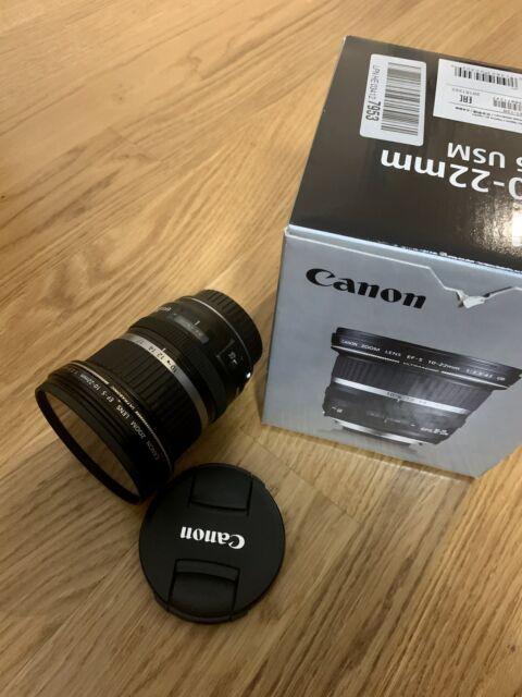 Canon EF-S mm f/ USM