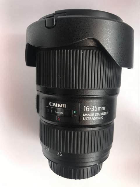 Canon  f4 l is usm
