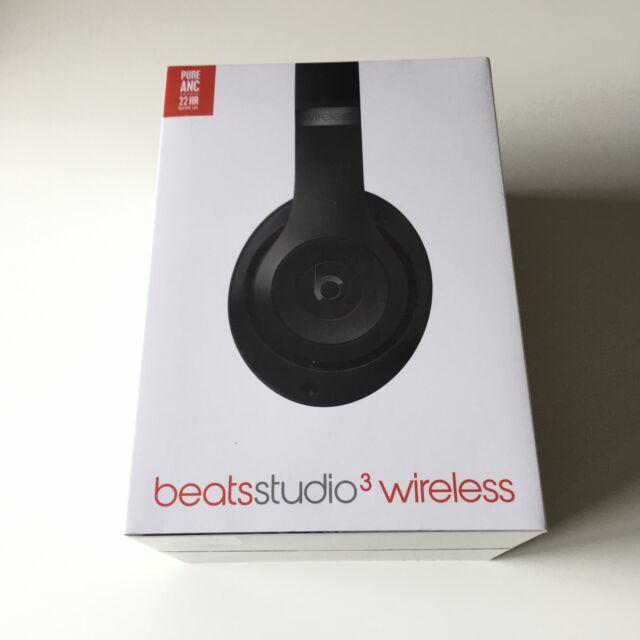 Cuffie beats studio3 wireless nuove
