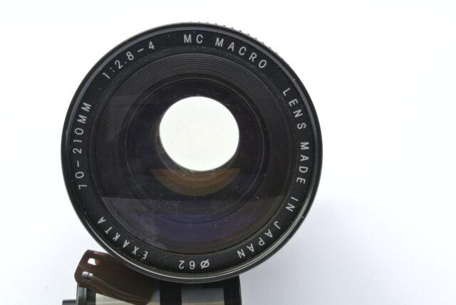 Exakta mm f2,8-4 per Canon FD