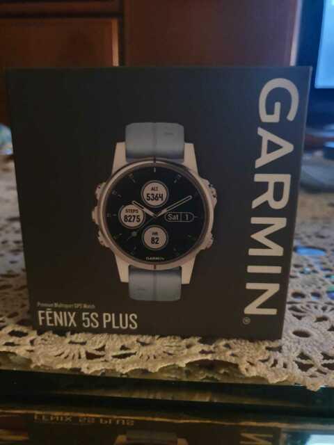 Germin Fenix 5S Plus NUOVO imballato
