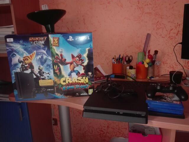 Playstation 4 da 1 tb con 4 giochi