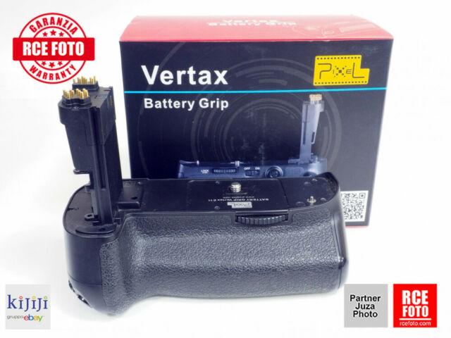 Vertax battery grip per Canon 5D Mark III