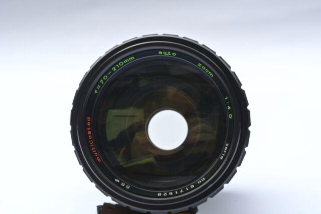 Zoom automatico mm f4 per Canon FD