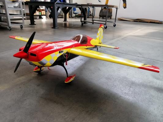 EXTRA 330 SC PILOT 2mt