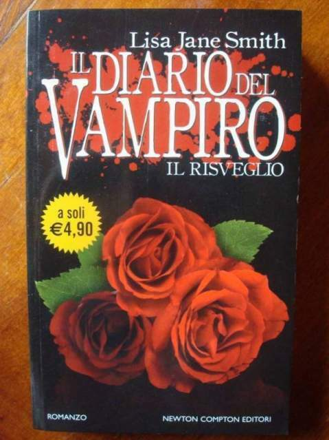 Libro: Il diario del vampiro