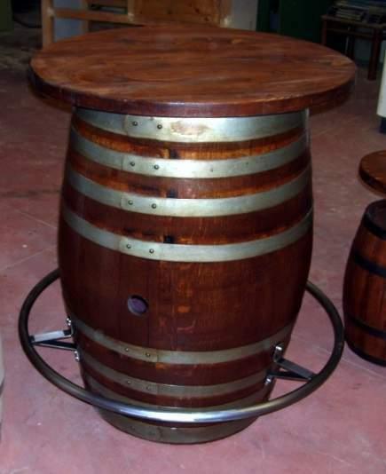 Tavolini alti 95 cm in legno massello