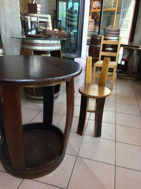 Tavolo + Sedia in Legno