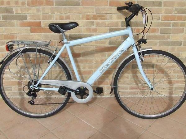 "Bicicletta CITY BIKE UOMO 28"" 6 VEL. USATA"