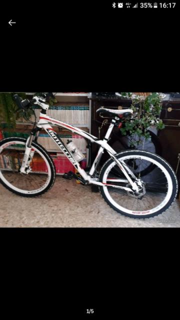"Bicicletta Mountain bike Bottecchia fx "" Alluminio"
