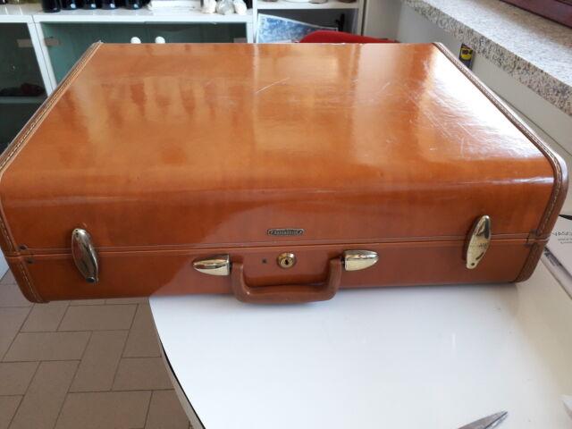 2 valigie Samsonite anni 50