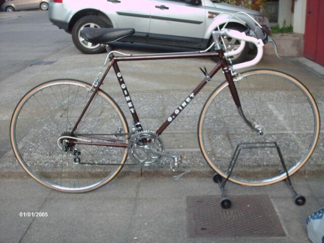 Bici da corsa francese vintage