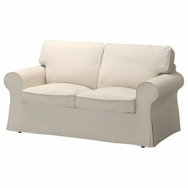 regalo n 2 divani erktop 2 posti e 3 posti bianchi