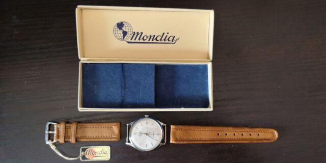 Orologio vintage mondia