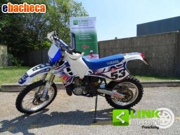 Yamaha wr 250 z