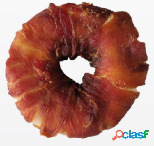 Croci snack per cani bbq party donut anatra cm 9