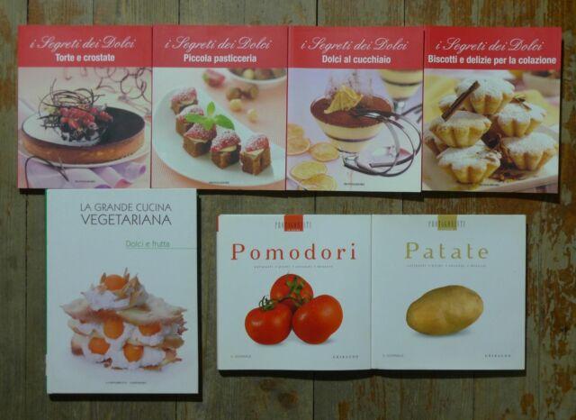 I segreti dei dolci,Grande cucina vegetariana,Protagonisti
