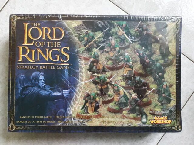 Miniatures the Lord of the Rings
