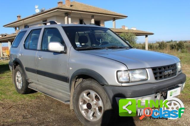 OPEL Frontera diesel in vendita a Viterbo (Viterbo)