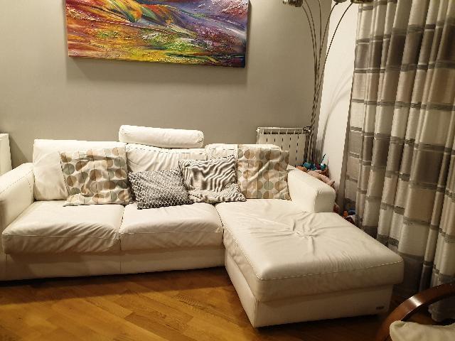 Divano letto poltrone sofa posot class for Divano vera pelle