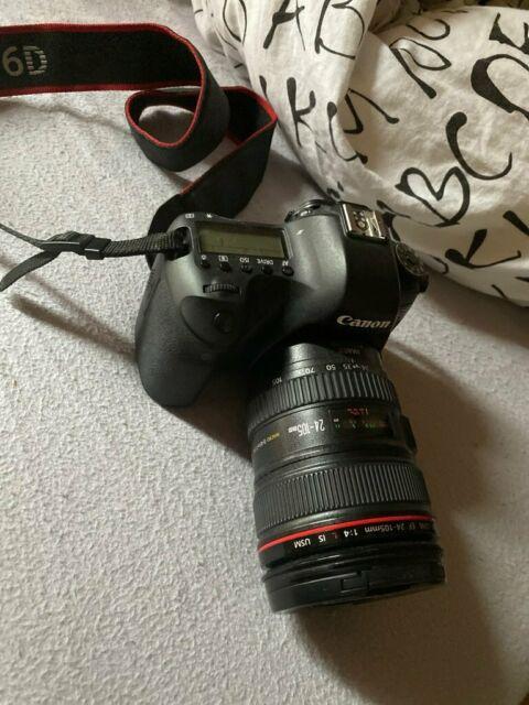 Obiettivo Canon EF  L IS USM
