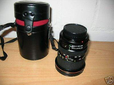 Zoom TOKINA ATX 24x40mm f2,8 x CANON FD.