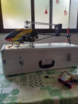 elicottero rc align 450