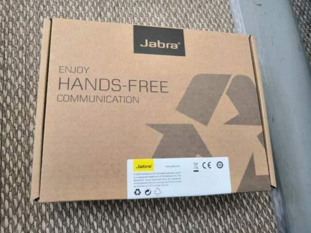 CUFFIA PC - Jabra UC Voice 150 - Nero - Nuovo Imballato