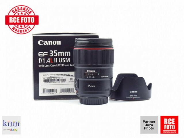 Canon EF 35 F1.4L USM II (Canon)