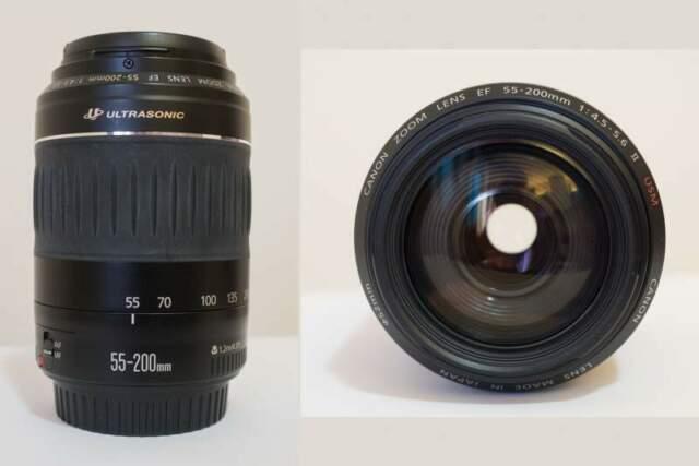 Canon EF mm f/ II USM