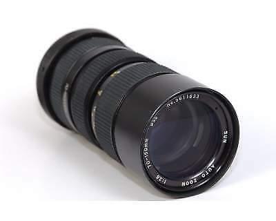 Canon FD SUN mm f.3,8