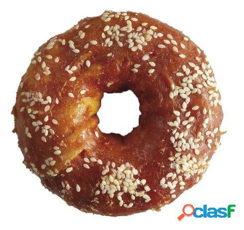 Croci snack per cani bakery bagel pollo cm 11,5