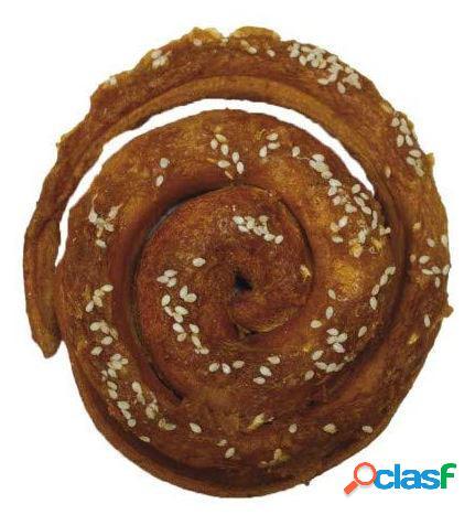 Croci snack per cani bakery cinnamon roll pollo cm 11,5