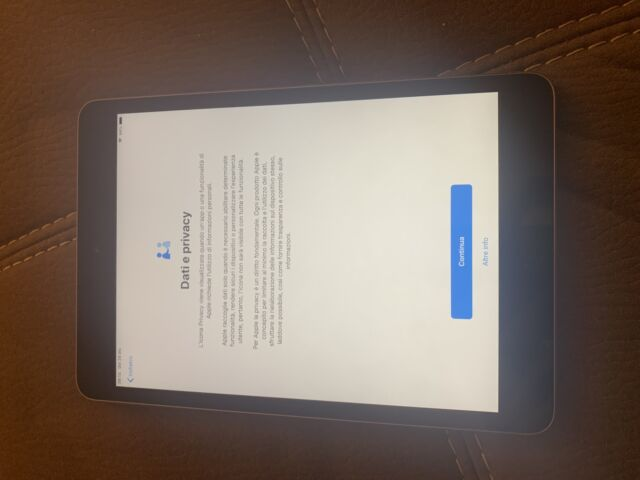 Ipad mini 32gb wi fi grigio siderale