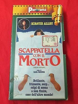 Cassetta VHS usata (B-B-104)