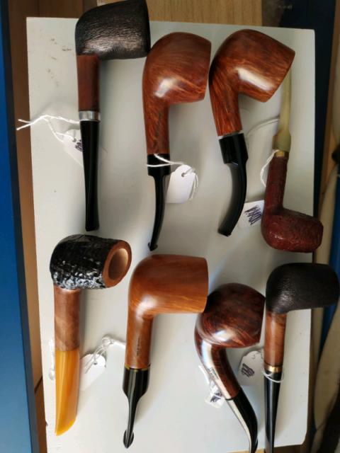 Cerco: Pipe in radica da collezione