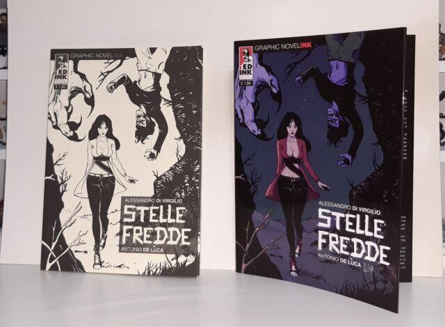 STELLE FREDDE - Graphic Novel - Ed. Inkiostro