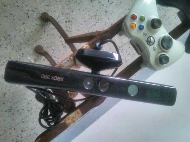 Xbox con accessori e giochi