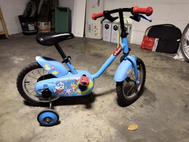 Bici Bambino 14 pollici con rotelle
