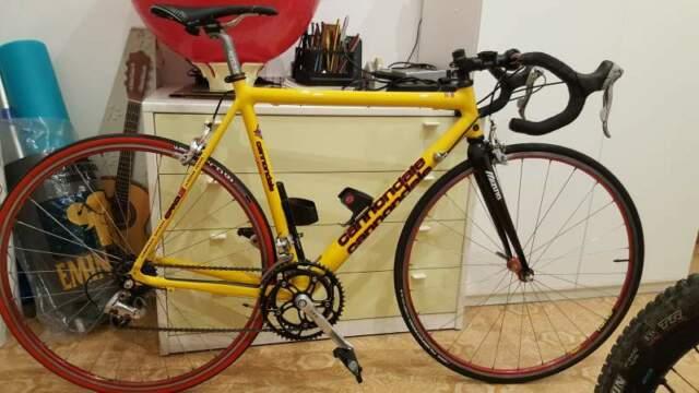 Bici da Corsa Cannondale - Ultegra poco usata.