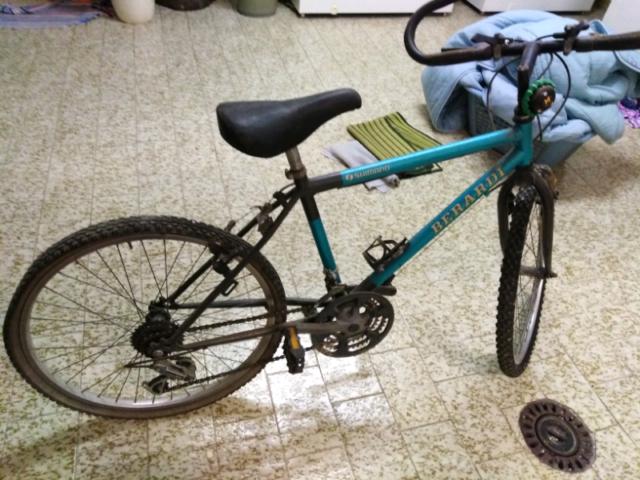 Bicicletta mountain bike per ragazzi